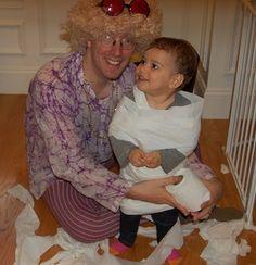 7 actividades sencillas con disfraces para niños hechos en casa