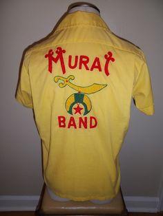 SALE Vintage 1960's Men's Murat Bowling by AtomicBettysVintage