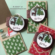 Have you seen the adorable Merriest Wishes Bundle in the Holiday 2016 catalog? Right now, if purchased separately you are actually getting an AMAZING deal on the Merriest Wishes Stamp Set ($17) an…