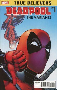 True Believers: Deadpool Variants #1