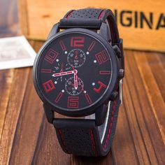 40c22efe496 2017 New Luxury Brand men Outdoor Military watch Silicone strap men s  sports watches Casual quartz watch Relogio Masculino Hot