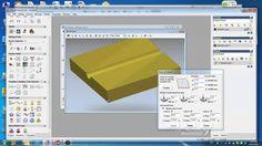 SolidWork ArtCAM  Mach3 Training All in One