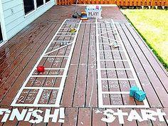 Δείτε πώς θα κρατήσετε τα παιδιά απασχολημένα όλο το καλοκαίρι, με απίθανες και ανέξοδες δραστηριότητες για τον κήπο ή την αυλή!