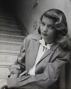 Philippe Halsman (American, LOT ID: 66926 Lauren Bacall, 1944 Silver Print, gelatin silver print х in. Signed, in pencil on Old Hollywood Movies, Golden Age Of Hollywood, Hollywood Glamour, Hollywood Stars, Classic Hollywood, Vintage Hollywood, Hollywood Icons, Hollywood Actresses, Humphrey Bogart