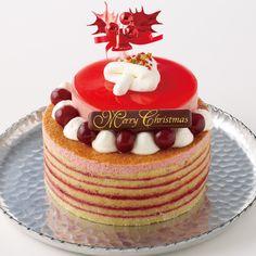 クリスマスアイスケーキ_〈チェリー〉