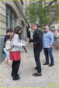 Daniel Craig Goes Motorcycle Shopping, Rachel Weisz Films 'Lobster'! | daniel craig motorcycle shopping rachel weisz lobster 20 - Photo
