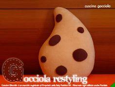 Voglia di #colazione ancor prima di alzarsi dal letto? Trova i nostri golosi cuscini #biscotto su it.groupalia.com/sconti-shopping #Gocciole #biscotti