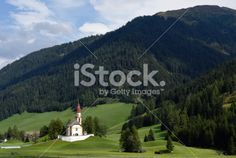 Edit Image #73850103: Idyllic Mountain Village in the Austrian Alps - iStock