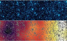NASA's Spitzer Space Telescope uncovers patterns of light from first stars and galaxies