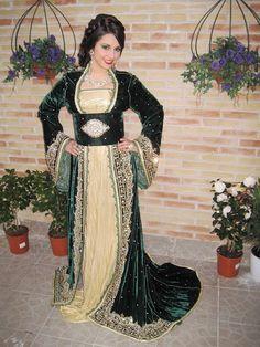 Kaftan - Moroccan Dress