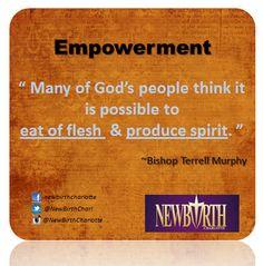 Flesh and Spirit