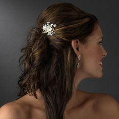 Acacia Freshwater Pearl Hair Pin - Olivier Laudus - 1