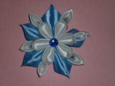Pointy Petal (Satin RIbbon) ~ ?