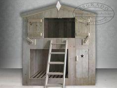 ... about Bedden Keano en Xavi on Pinterest  Bunk bed, Van and Beds
