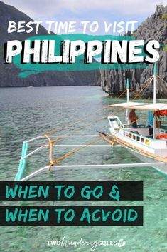 This island archipelago in the western Pacific has everything you could possibly want in a vacation. Planning to visit? Here's the best time to visit the Philippines!