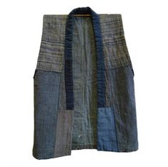 A Beautiful Padded Work Vest: Boro and Zanshi