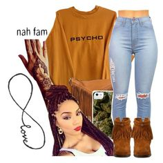 """""""untitled #103"""" by yani122 ❤ liked on Polyvore featuring Cut N' Paste and Minnetonka"""