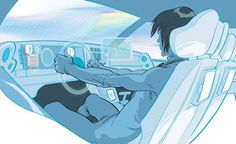 Future Technology Cars The World is changing fast with Newer and Newer Technology emerging
