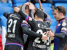 Janko-Siegestor für Basel gegen Lausanne
