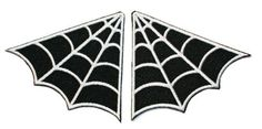 $5 SpiderWeb Spider Web Collar Punk Gothic Iron On Patches B/W Cool-Patches,http://www.amazon.com/dp/B001QNMGIE/ref=cm_sw_r_pi_dp_DyQisb0E73DG9EA8