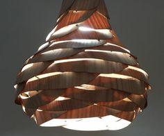 Bloom parametric pendant lamp