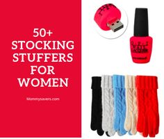 50+ Stocking Stuffers for Women