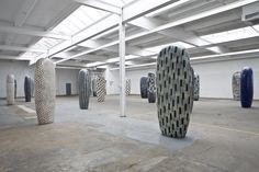 Jun Kaneko Pittsburg Project