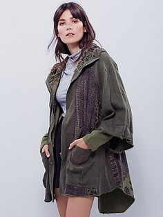New Romantics Phaedra Jacket