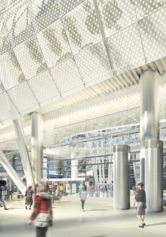 transbay transit center transforms san francisco by pelli clarke pelli