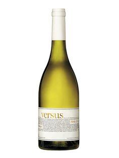 Vinho Versus Branco Síria 2013 - garrafa 0,75 L | Azeitaria Portuense, azeite, vinho, gourmet e muito mais.