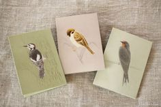 Tobidustry Pop-Up Bird Card {White Wagtail} | UGUiSU Online Store