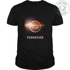 TENNESSEE TOTAL SOLAR ECLIPSE 2017 T SHIRT AUGUST 21 TeeChip Shirts, Ladies Tee, Guys Tee, Hoodie