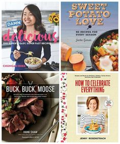 September 2016 Cookbook Roundup | Eat Your Books