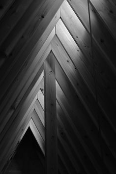 UNO Tomoaki architects, Japan  The  Natural `Light effect on the timber structure