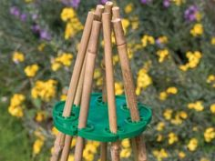 Wigwam Cane Supports https://www.quickcrop.co.uk/product/wigwam-cane-supports #bamboo #cane #climbingplants
