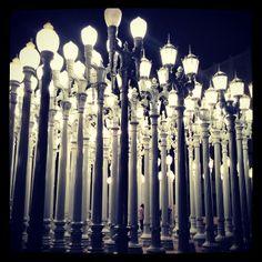 LACMA Lights, LA #VinceNeighborhoods