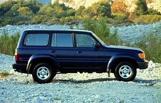 Toyota Land Cruiser 1995-1997 - Top 10 Weekend Wagons for $5000 on (Cheap!) Used SUV Market