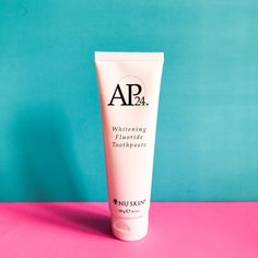 AP 24 Anti-Plaque Fluoride Toothpaste uses a safe, gentle form of fluoride to remove plaque and protect against tooth decay. Whitening Fluoride Toothpaste, Teeth Whitening, Sticky Slime, Ap 24, Stained Teeth, Ideal Beauty, Wrinkled Skin, How To Exfoliate Skin, How To Apply Mascara