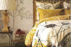 gorgeous anthropologie bedding
