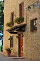 Al Gelso Bianco, Tuscany.