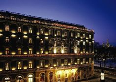 View The Leader of Luxury Hotels in Russia for 135 Years: Grand Hotel Europe, St. Petersburg - CapeLux.com