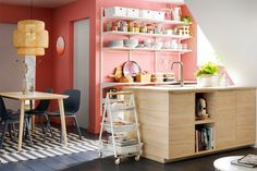 IKEA Visit IKEA Store in Qatar for contemporary home furniture and modern furniture. Kitchen Cabinets Canada, Kitchen Cabinets Reviews, Ikea Kitchen Cabinets, Kitchen Oven, Ikea Kitchens, Ikea Appliances, Ikea 2018, Integrated Fridge, Contemporary Home Furniture