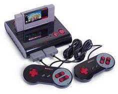 #ThinkGeek                #ThinkGeek                #Retro #NES/SNES #Game #System                      Retro Duo NES/SNES Game System                                                http://www.seapai.com/product.aspx?PID=1804177