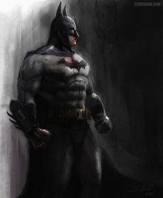 Batman - Steve Goad