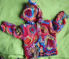 Freeform crochet - by Sara Ricci Piermaria