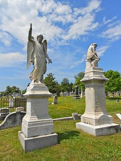 Graves of Elizabeth (left) and Mary Ann Hall in the Congressional Cemetery, Washington, DC. Mary ran a successful brothel 1840 to 1878 four blocks from the Capital. The National Museum of the American Indian was built on the site in 1999.