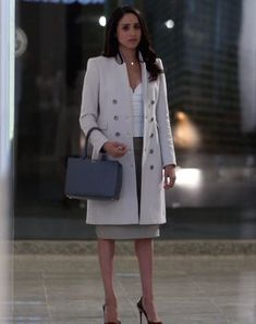 Outfit worn by Rachel Zane in Suits. Shop the Screen with Spylight!