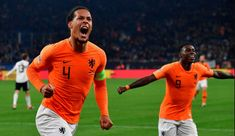 Van Dijk hails Dutch draw to reach Nations League semis Virgil Van Dijk, Digital News, National Football Teams, Semi Final, To Reach, Memphis, Liverpool, World Cup, Euro