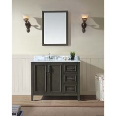 Results for 42 Inch Vanity, (, 1400) - Free Shipping on orders over $45 at Overstock.com.