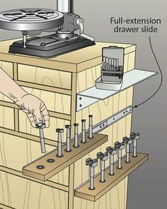 Photo (Diy Storage Tools)